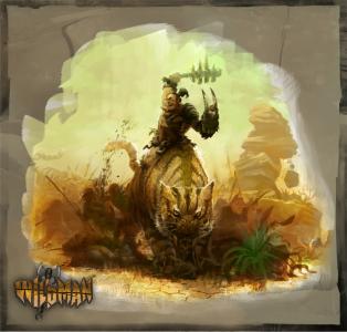 Wildman Kickstarter