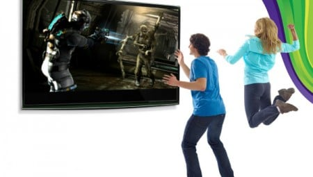 Dead Space 3 Kinect