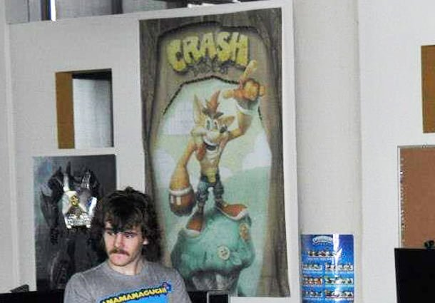 Nuevo Crash Bandicoot
