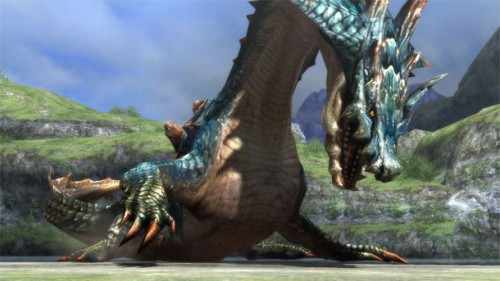 Demo Monster Hunter 3 Ultimate