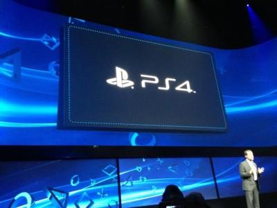 Presentación PS4