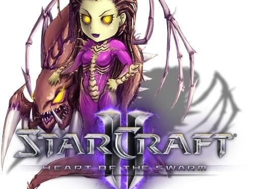 SCII Heart of the Swarm