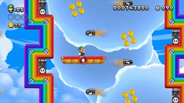 DLC Super Mario Bros