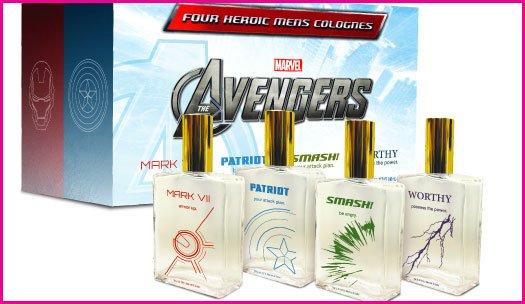 lociones The Avengers