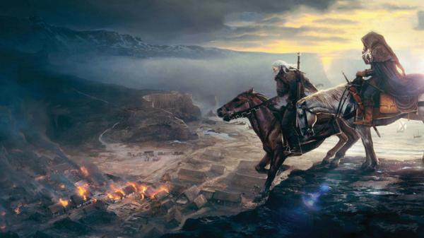 imágenes nuevo The Witcher 3