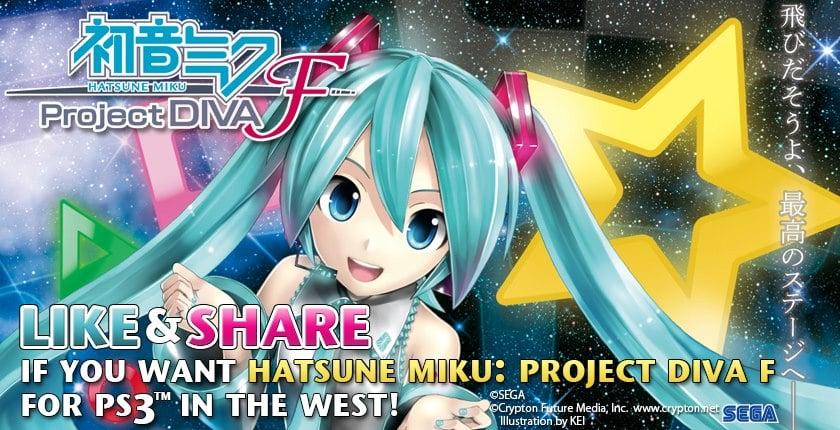 Project Diva PS3