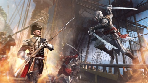 Fondo de Pantalla Assassin's Creed IV