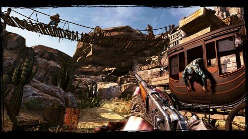 Call of Juarez Gunslinger 2