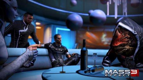 Nuevo DLC Mass Effect 3