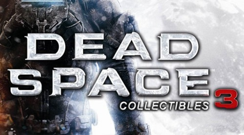 Collectibles Dead Space 3