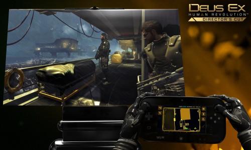 gameplay Deus Ex para Wii U