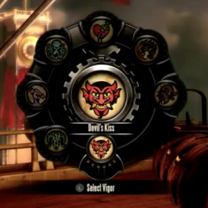 Devil's Kiss Bioshock Infinite