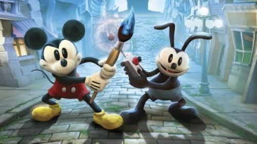 Disney Epic Mickey 2 Ps Vita