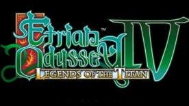 Portada Etrian Odyssey IV: Legends of the Titan