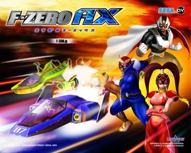 F-Zero Ax en Gamecube