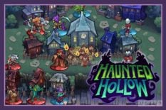 Haunted Hollow Firaxis
