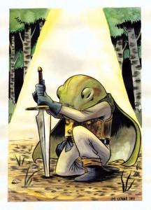 Espada Frog Chrono Trigger