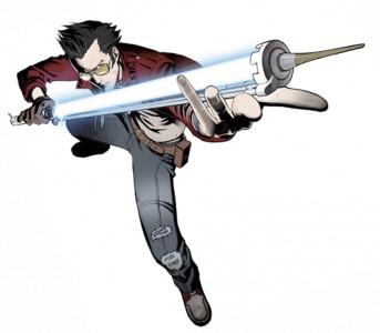 Espada No More Heroes