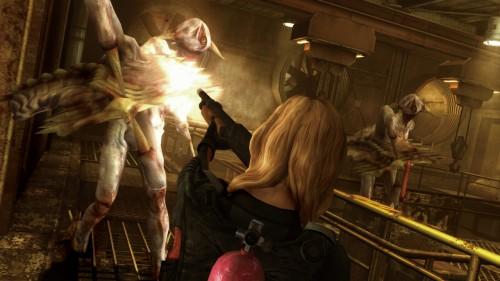 Resident Evil Revelations Wallpapers