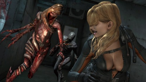 Resident Evil Revelations Wallpapers