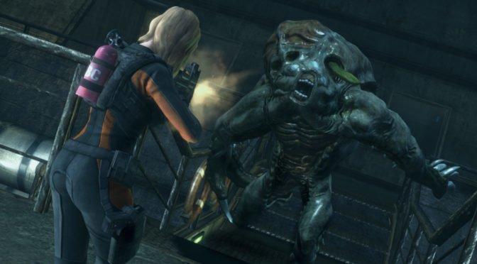 Wall Blister, nuevo enemigo Resident Evil Revelations