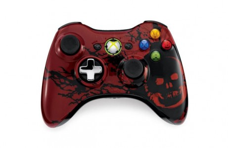 Control Xbox 360 Gears of War 3