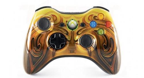 Control Fable III Xbox 360