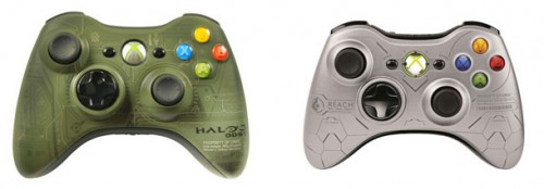 Controles Halo Reach Xbox 360