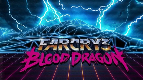 FarCry 3 Blood Dragon logo