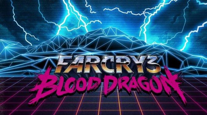 FarCry 3 Blood Dragon logo