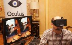 Oculus Rift realidad virtual inmersiva