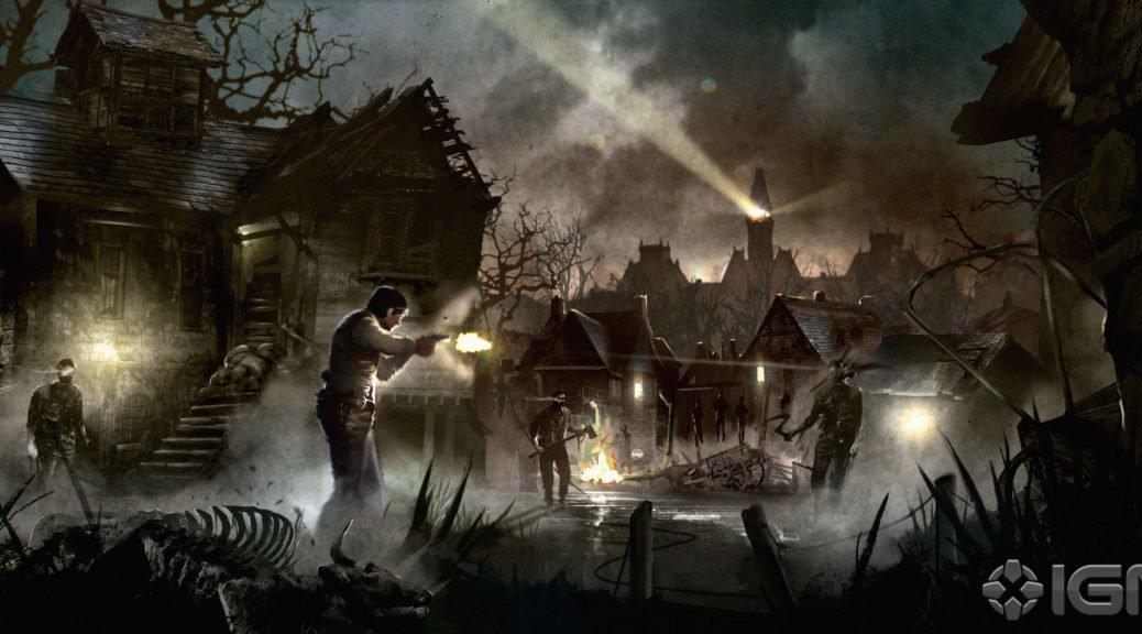 Bethesda Horror Game