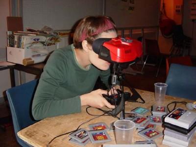 Virtual Boy 1995
