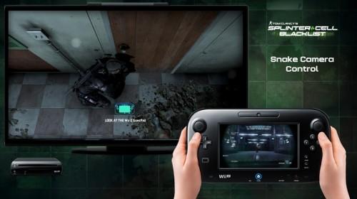 Gamepad Splinter Cell Blacklist