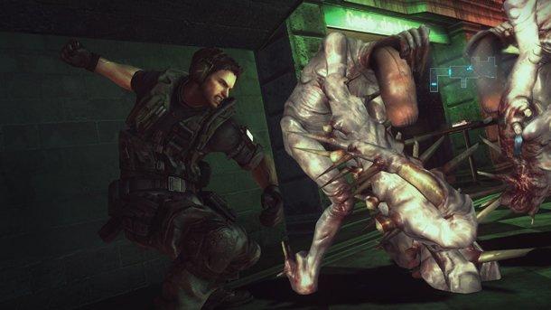 especificaciones para Resident Evil Revelations