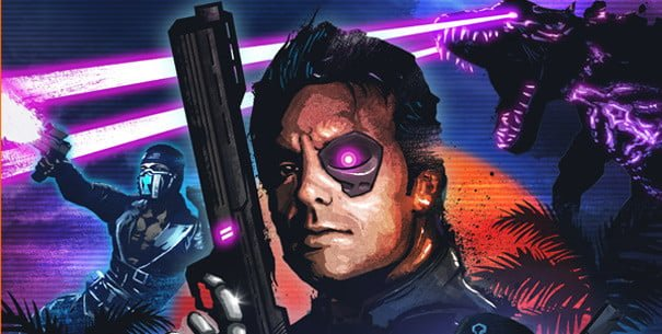 Video Far Cry 3 Blood Dragon