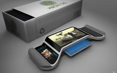 Cómos erá la Xbox 720
