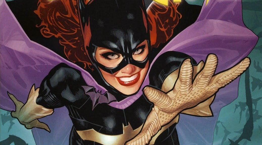 DLC Batgirl
