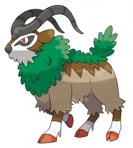 Gorgoat Pokemon