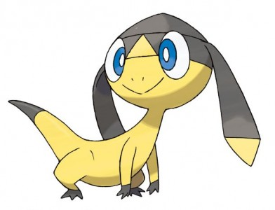 Helioptile Pokemon