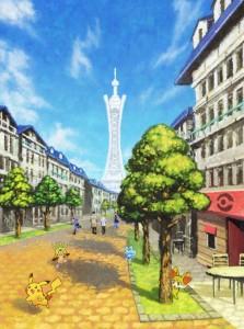 Ciudad Lumiose Pokemon