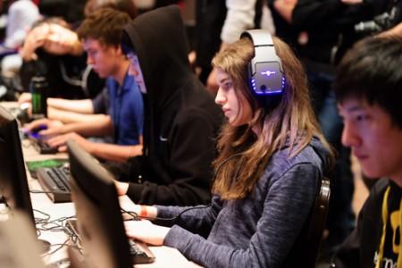Gamer girls profesionales