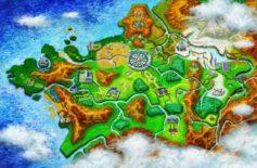 Región de Kalos Pokemon