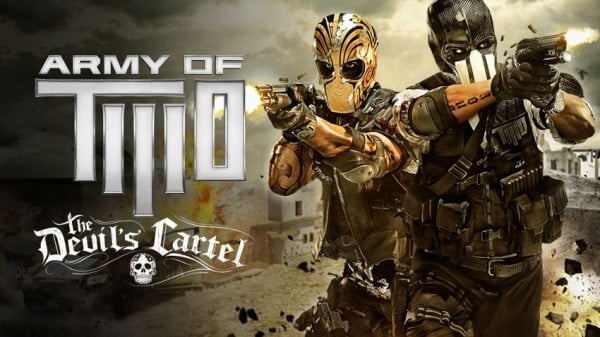 Desbloqueables Army of Two