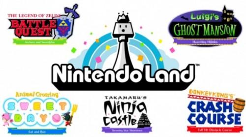 Trucos para Nintendo Land