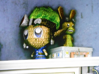 Plushie Jack & Daxter The Last of Us