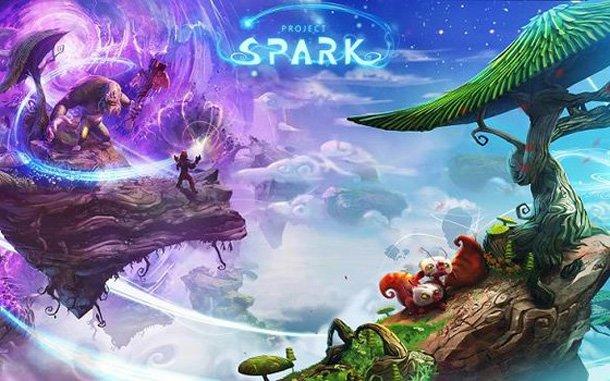 Juego de Project Spark