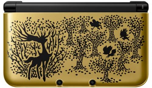 Nintendo 3DS edición Pokemon X y Y