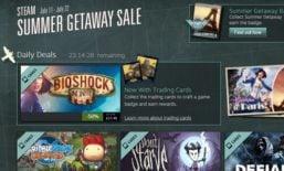 Venta de verano Steam 2013