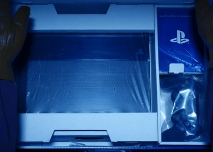 Unboxing PS4